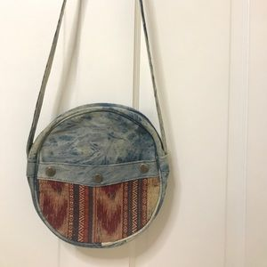 Mossimo Supply Co. Jean Purse